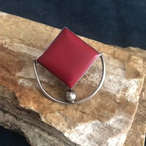 Jewelry - Artisan Made Sterling Silver Pendant
